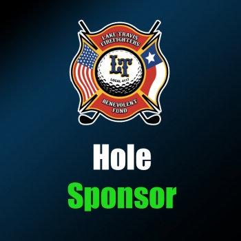 2020 Golf Tournament - Hole Sponsor