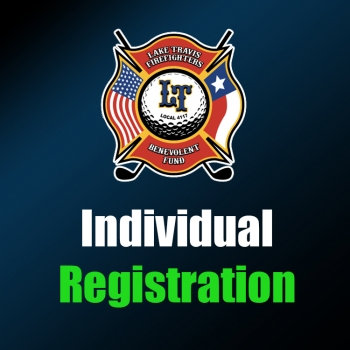2020 Golf Tournament - Individual Registration