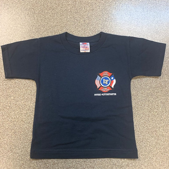 LTfirefighters - Toddler T-Shirt