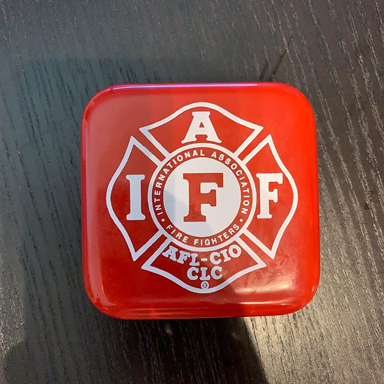 IAFF Trailer Hitch Cover