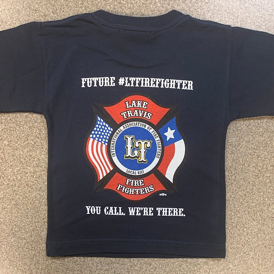 LTfirefighters - Youth T-Shirt