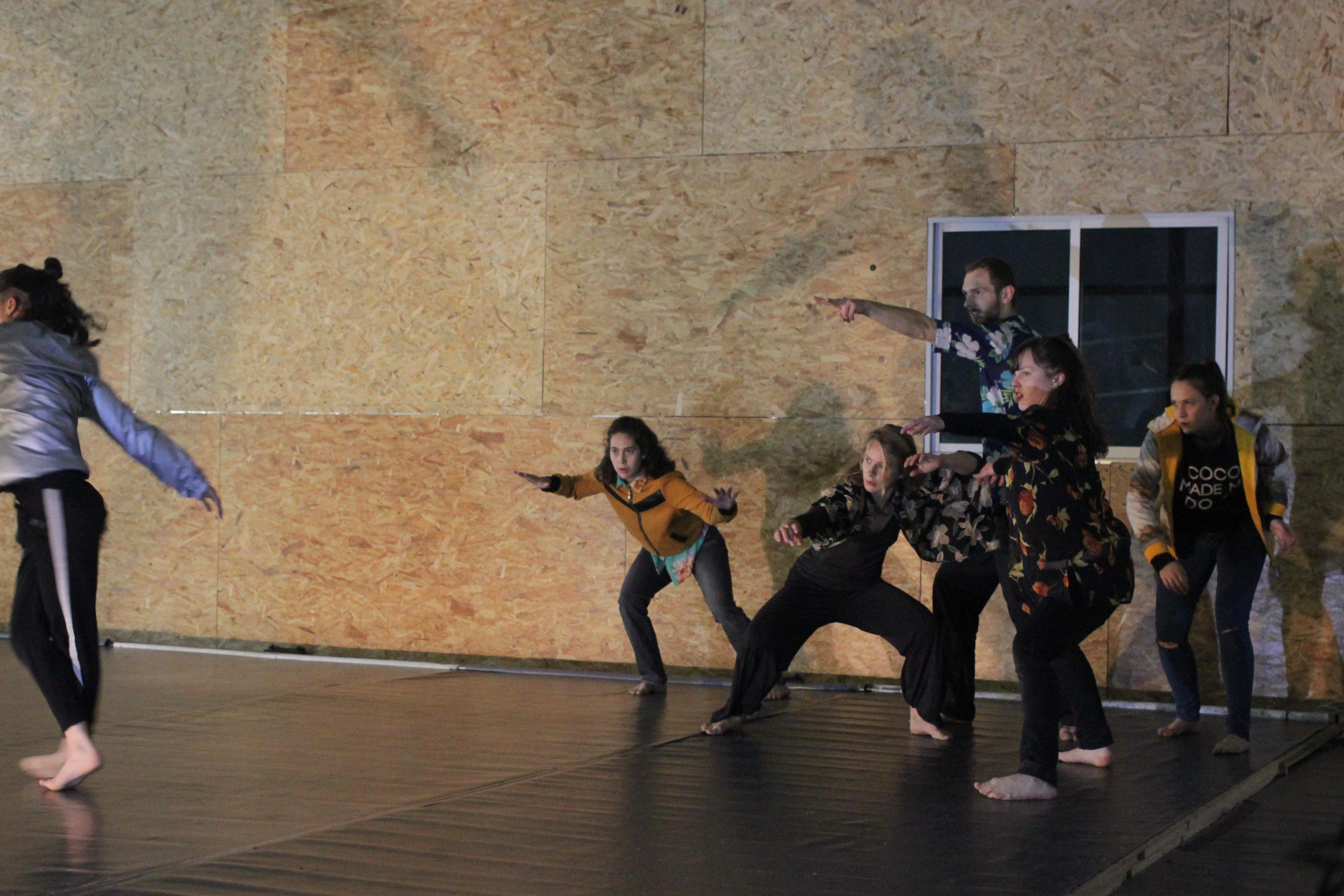 Performing
