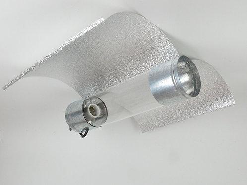 CTA125 Refletor Dutado Cool Tube 125mm c/ Asa de Gaivota