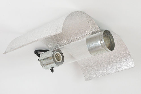 CTA100 Refletor Dutado Cool Tube 100mm c/ Asa de Gaivota