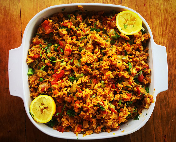 Make Ahead Meal Monday: Mexican Rice