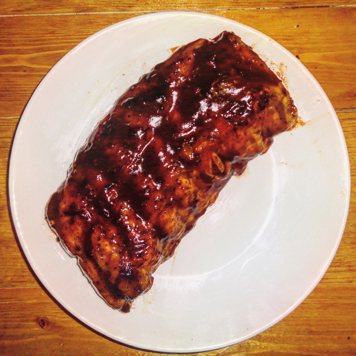 The sticky, tender rib recipe that started it all...