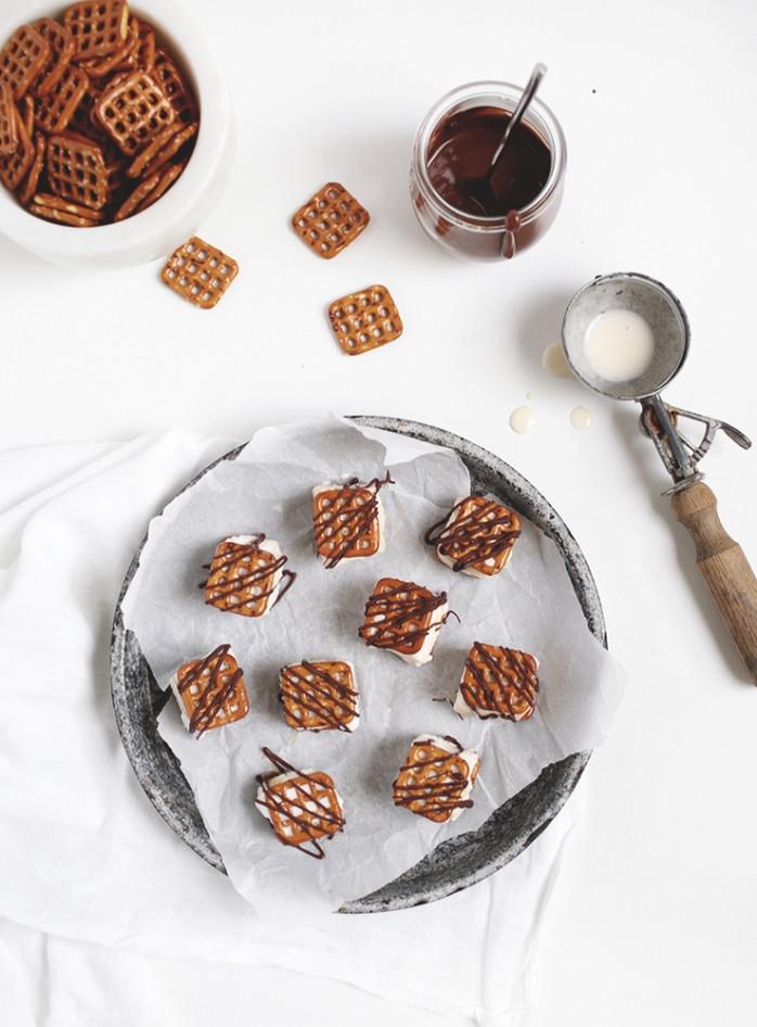 Friday Favorites: pretzel ice cream bites, homemade tortillas & prayers for a good nap...