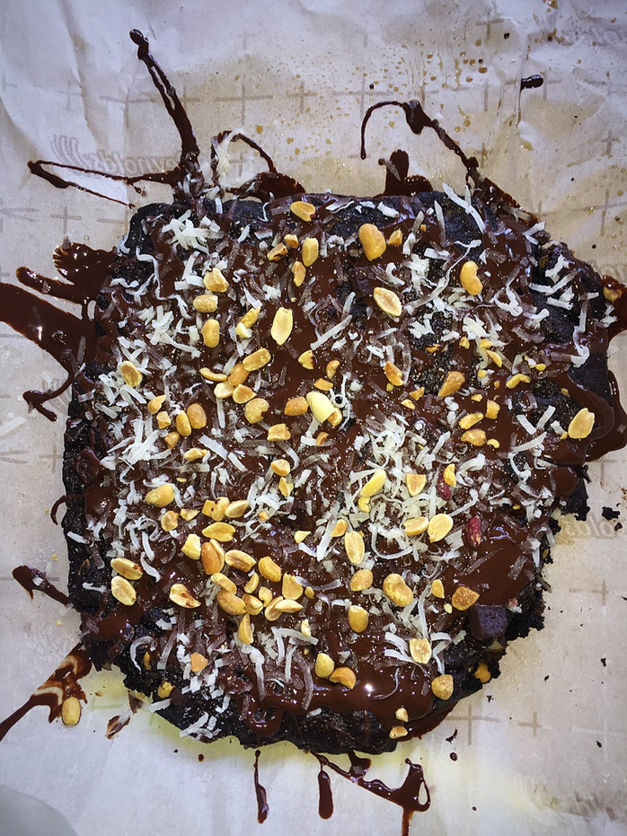Maui Brownies: The coconutty, chocolatey squares to combat all your cravings