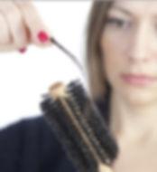 Women hair loss problems