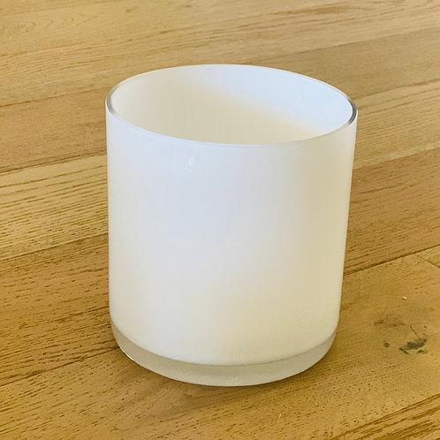 White Glass Vase Upgrade