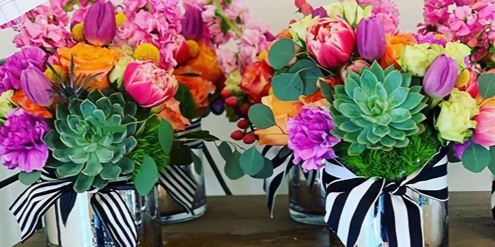 Private Event - Empty Nester's Cinco De Mayo/Mother's Day Flower Party