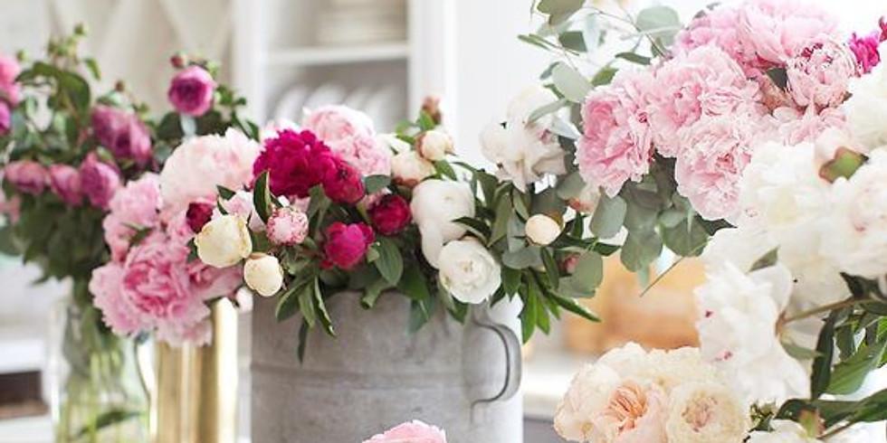 Private Event -  Bridget's Birthday Blooms