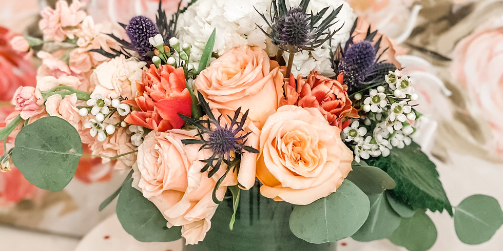 Private Event - Summer Blooms at The Optima