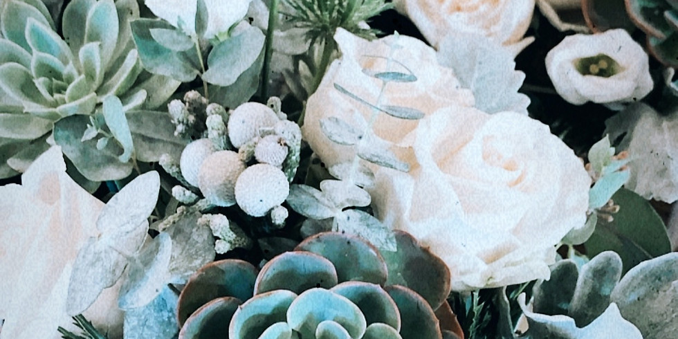 Private Event- Birthday Blooms for Signe
