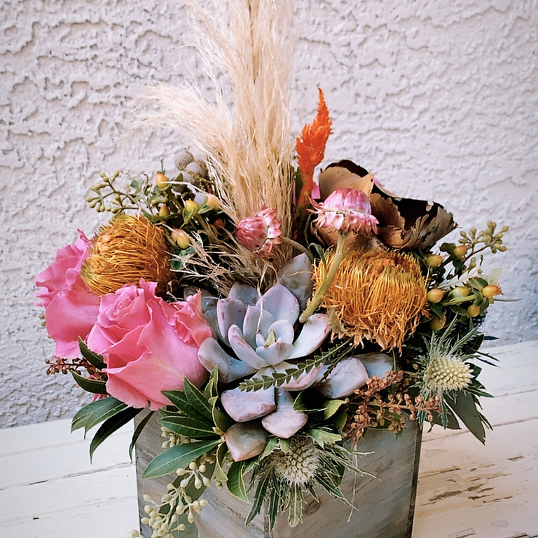 Private Event - Fall Floral Box at The Optima