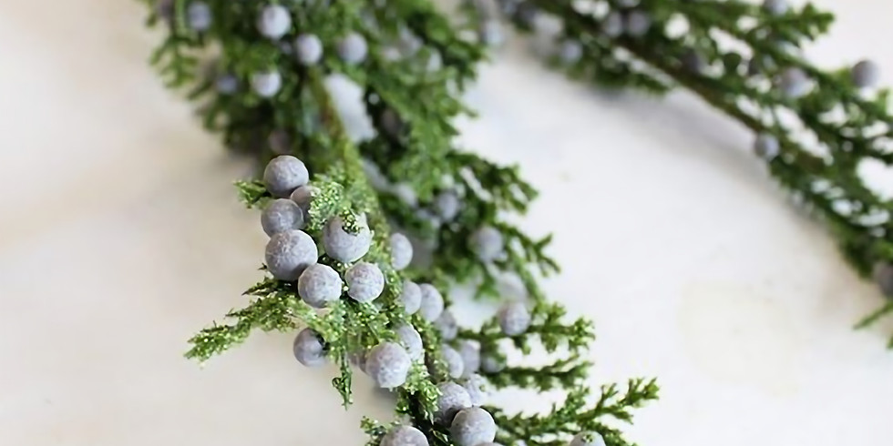Holiday Evergreens with Lauren Teahan