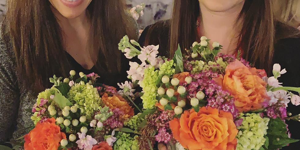 Public Event - Mother's Day Floral Arranging POP UP BAR