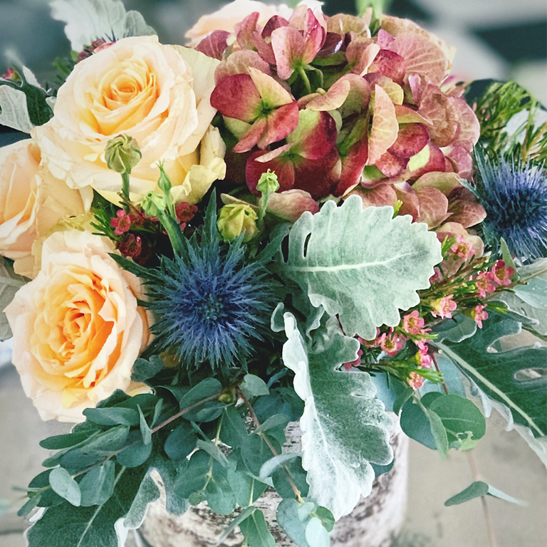 Private Event - Fall Floral Arranging with the St. Johns Mamas