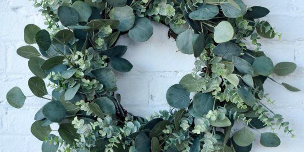 Public Event - Spring Eucalyptus Wreath Class