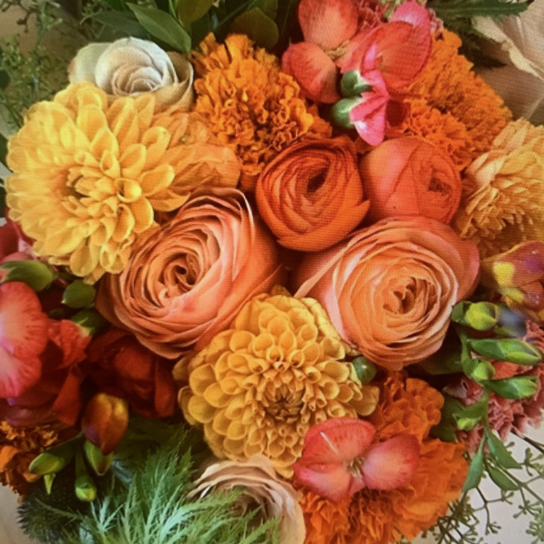 Public Event - Fall Floral Arranging at Everything Goes