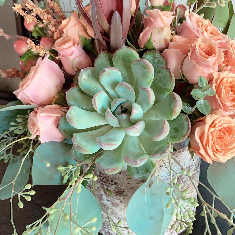 Private Class - Summer Blooms with Brooke C.