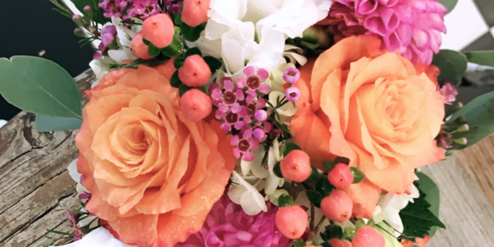 Private Event - Flower Arranging with  the Scottsdale Girlfriends Group