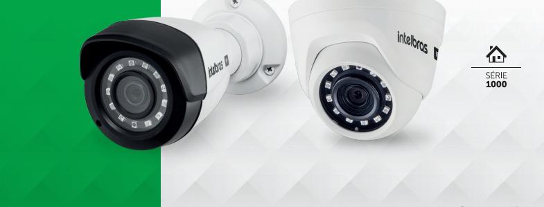 Câmera Intelbras IP VIP 1020 B