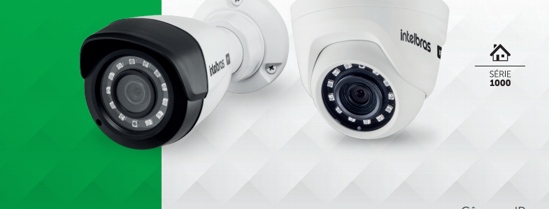 Câmera Intelbras IP VIP 1020 D