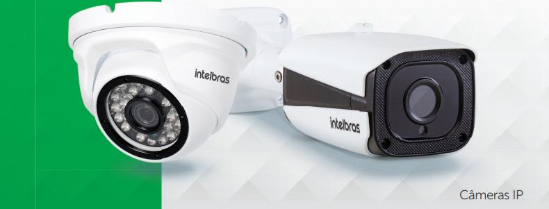 Câmera Intelbras IP VIP 1220B G2