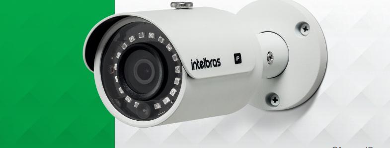Câmera Intelbras IP VIP S3020 G3