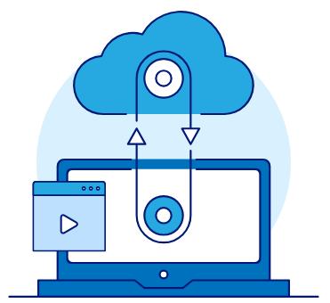 Aba Web Videomonitoramento em Nuvem / beckup.png