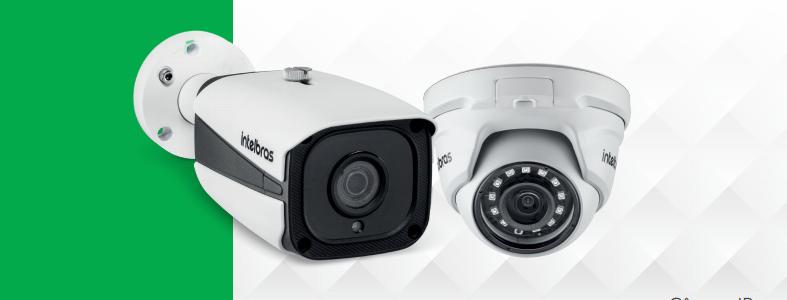 Câmera Intelbras IP VIP 1220 D G3