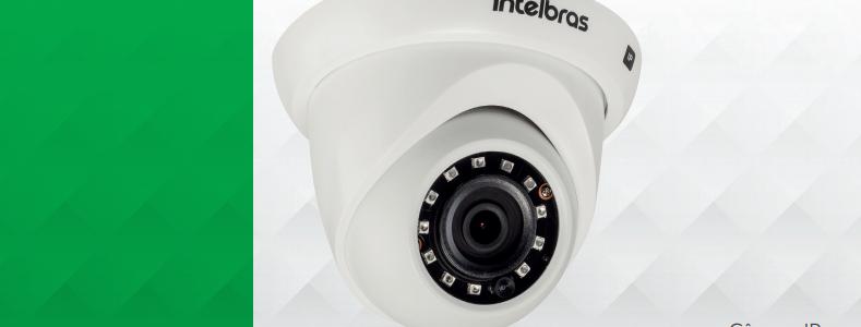 Câmera Intelbras IP VIP S4020 G3