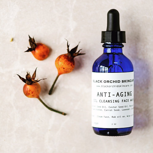 Anti-Aging Face Wash