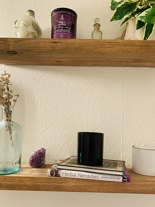 Glass Tumbler Soy Candles