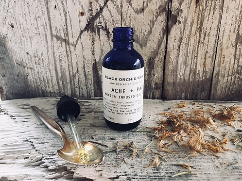 Ache + Pain Elixir (Arnica Oil)