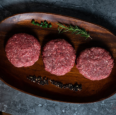 Hamburger Patties ($8.00 per pound)