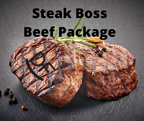 Steak Boss Beef Package