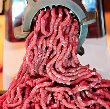 Ground Beef 2+ pound packages ($6.00 per pound)