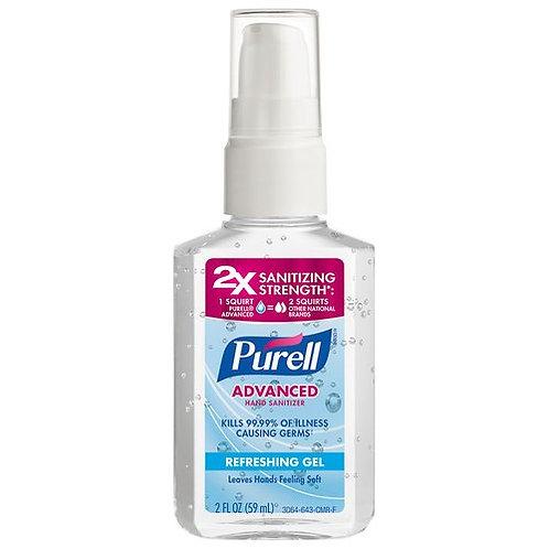 Purell Advanced Hand Sanitizer Gel 59Ml