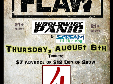 Worldwide Panic Playing with Flaw
