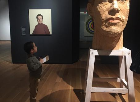 CC at the Musée des Beaux Arts
