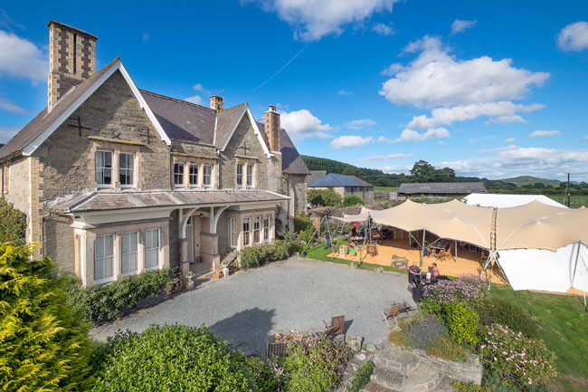 Wilde Lodge accommodation