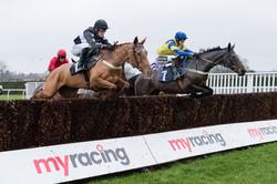 Horse racing photographer