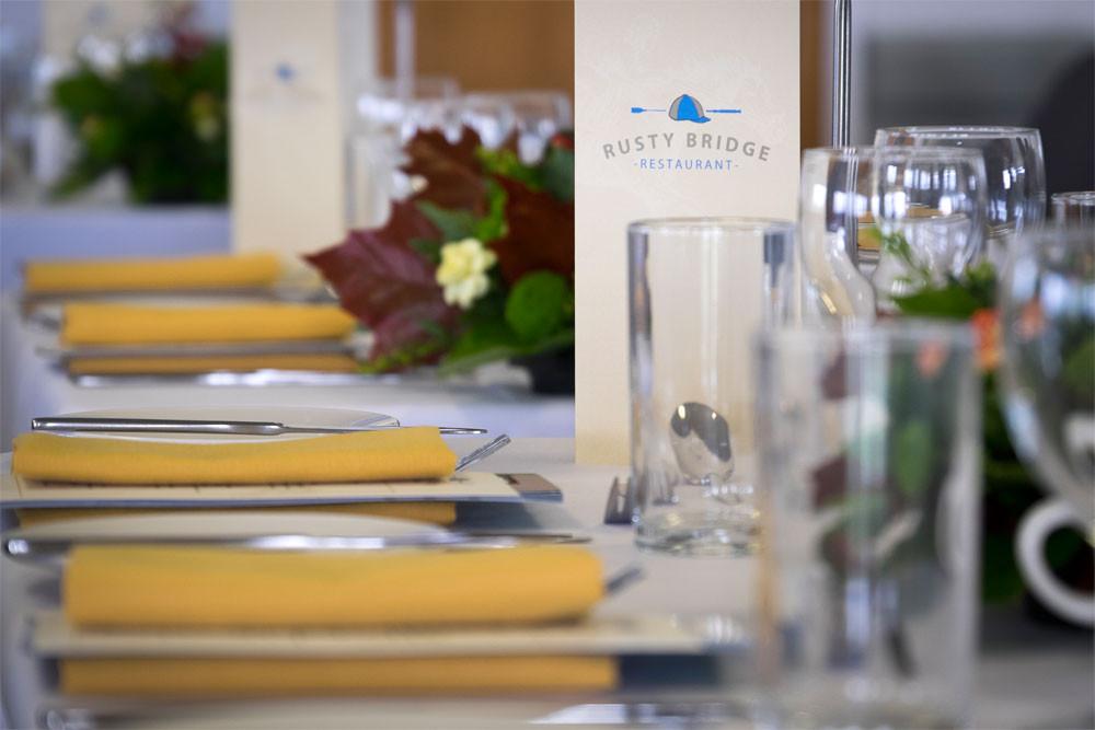 Rusty Bridge Restaurant and wedding venue