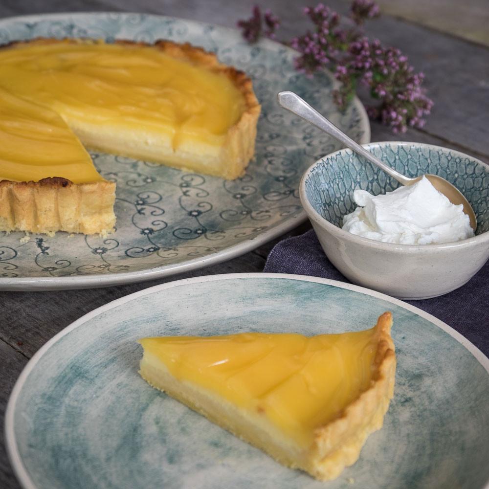 Delicious lemon tart!