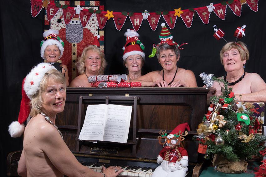 Buff Guide to Bodenham calendar - Christmas