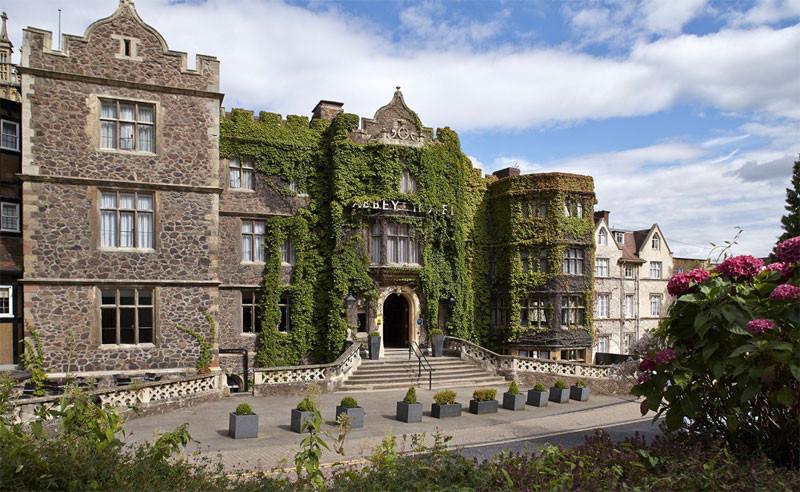 Abbey Hotel, Malvern