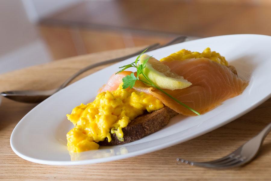 B&B breakfast
