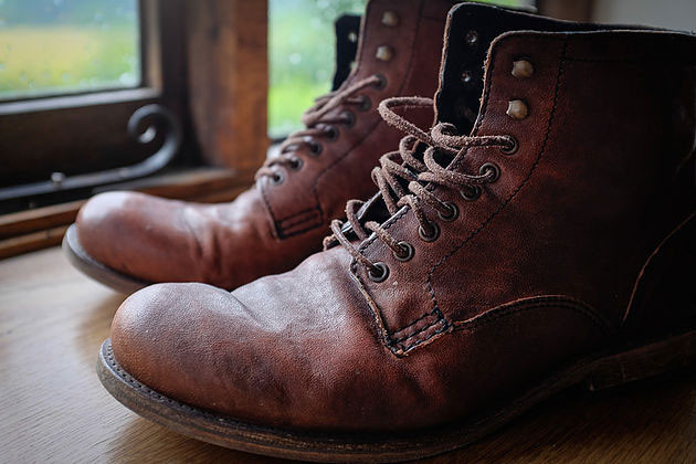 Hudson boots: Groom's Pacake